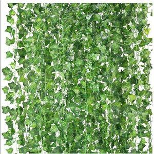 Artificial ivy plant vines